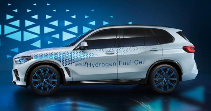 BMW i Hydrogen NEXT氢燃料电池概念车视频