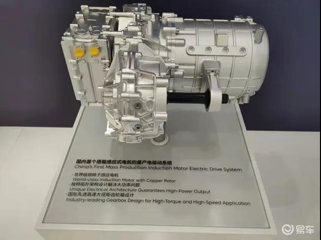 """蔚来ET7电驱系统:首次应用""""碳化硅SiC"""""""